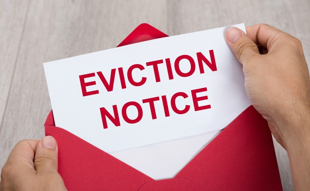 Eviction Process in Baltimore City
